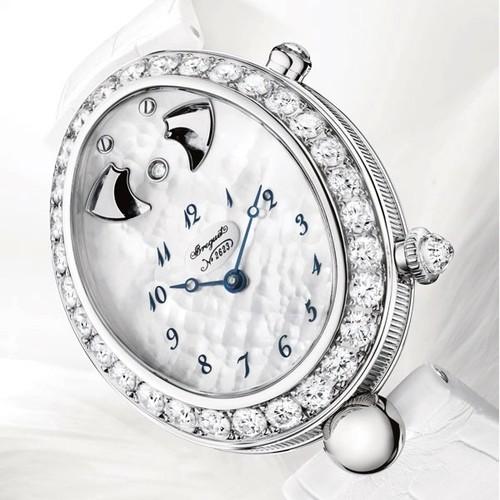 Breguet Reine de Naples Grand Complication (WG-Diamonds) 8978BB/58/974 D00D