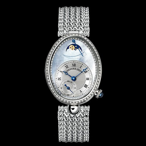 Breguet Reine de Naples Power Reserve 8908BB/V2/J20 D000