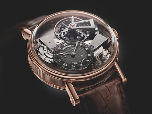 Breguet Tradition Tourbillon Chaine Fusee 7047BR/G9/9ZU