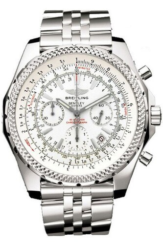 Breitling Bentley Motors (SS / Silver / SS)