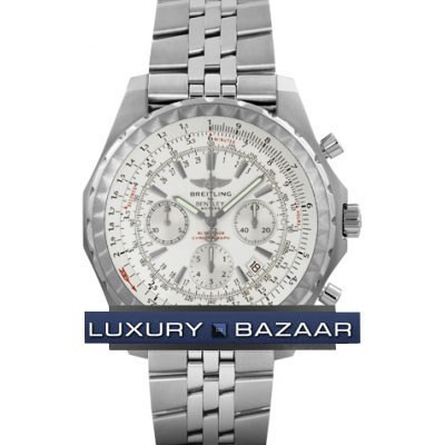 Breitling Bentley Motors T (SS / Silver / SS)