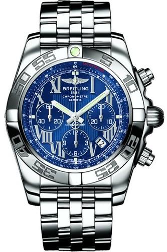 Breitling Chronomat B01 (SS / Blue / SS )