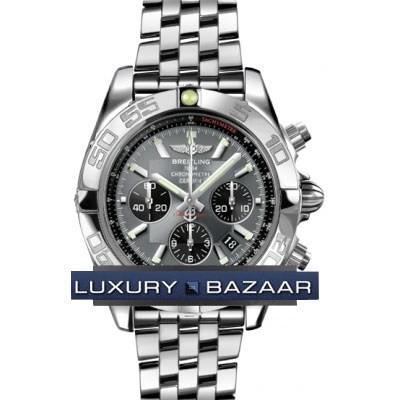 Breitling Chronomat B01 (SS / Grey / SS )
