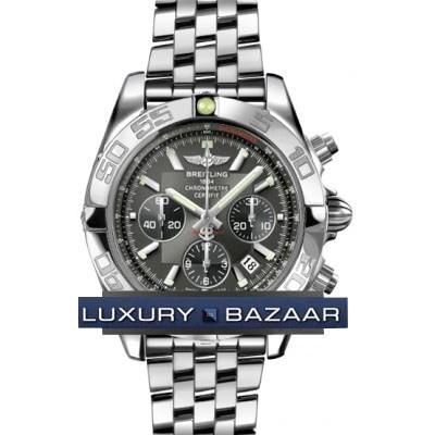 Breitling Chronomat B01 2 (SS / Grey / SS )