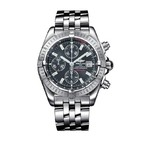 Breitling Chronomat Evolution a1335611 / m512-ss (SS / Grey / SS )