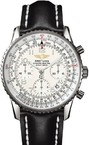 Breitling Navitimer a2332212 / g533-1LD (SS / Silver / Leather)