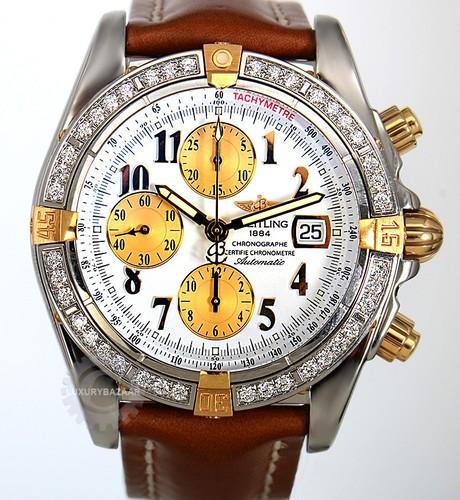 Breitling Windrider Chronomat B1335653 / A574