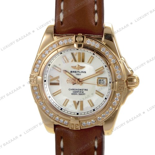 Breitling Windrider Cockpit Lady H7135653 / A658