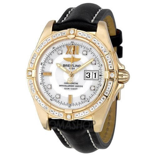 Breitling Windrider Cockpit with Diamonds H4935079 / A618