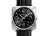 Bell & Ross BR S Officer Black