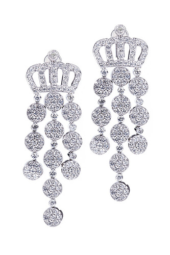 Cantamessa Royal Bon Bon Earrings ER0028