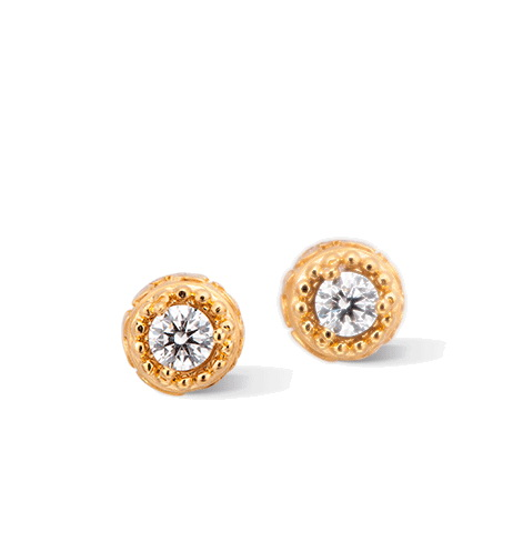 Серьги Carrera y Carrera Velazquez Mini Earrings DA13079 010101
