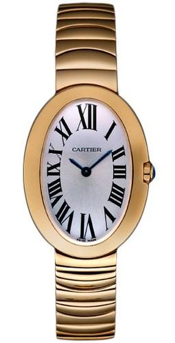 Cartier Baignoire Small (RG / Silver/ RG)