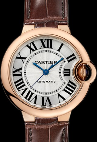 Cartier Ballon Bleu de Cartier Medium Automatic W6920069