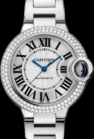 Cartier Ballon Bleu de Cartier Medium Automatic WE902035
