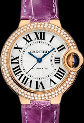 Cartier Ballon Bleu de Cartier Medium Automatic WE902036
