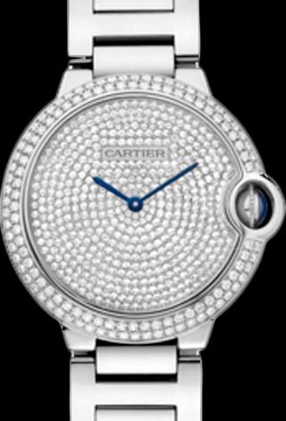 Cartier Ballon Bleu de Cartier Medium Automatic WE902045