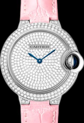 Cartier Ballon Bleu de Cartier Medium Automatic WE902047