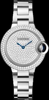 Cartier Ballon Bleu de Cartier Medium Automatic WE902048