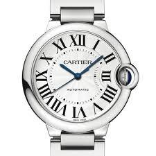 Cartier Ballon Bleu Medium (SS /Silver/ SS)