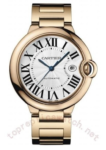 Cartier Ballon Bleu Small (RG - Diamonds / Silver / RG)