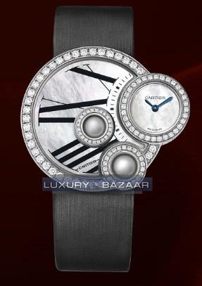 Cartier Cartier Libre Perles (WG-Diamonds / MOP /Fabric)