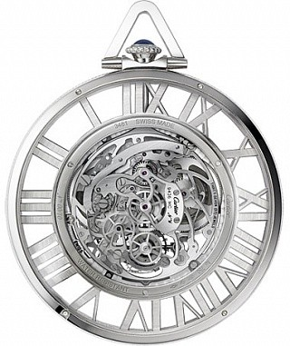 Cartier Cartier Pocket Watch Skeleton W1556213
