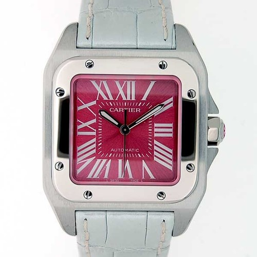Cartier Catier Santos 100 Ladies