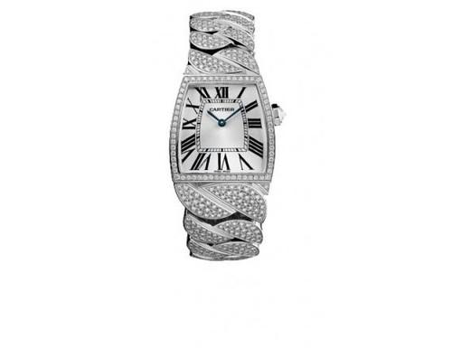 Cartier La Dona Large (WG-Diamonds/ Silver/WG-Diamonds)