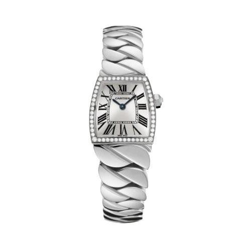 Cartier La Dona Small (WG-Diamonds / Silver / Bracelet)