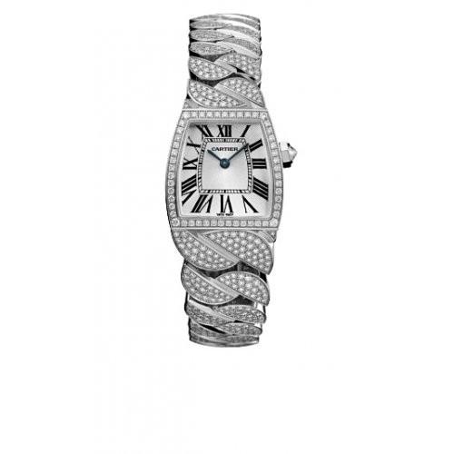 Cartier La Dona Small (WG-Diamonds/ Silver/WG-Diamonds)