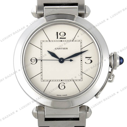 Cartier Pasha Automatic Mens Watch W31072M7