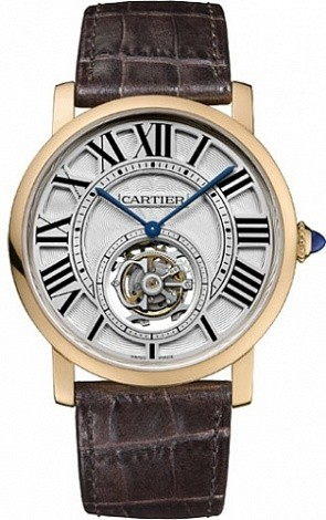 Cartier Rotonde de Cartier Flying Tourbillon W1556215