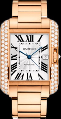 Cartier Tank Anglaise Large WT100004