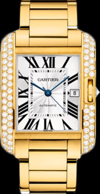 Cartier Tank Anglaise Large WT100007