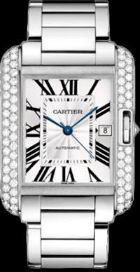 Cartier Tank Anglaise Large WT100010