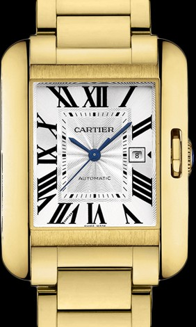 Cartier Tank Anglaise Medium W5310015