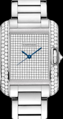 Cartier Tank Anglaise Medium WT100011