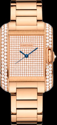 Cartier Tank Anglaise Medium WT100012