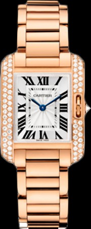 Cartier Tank Anglaise Small WT100002