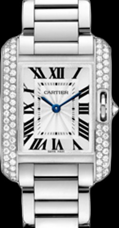 Cartier Tank Anglaise Small WT100008