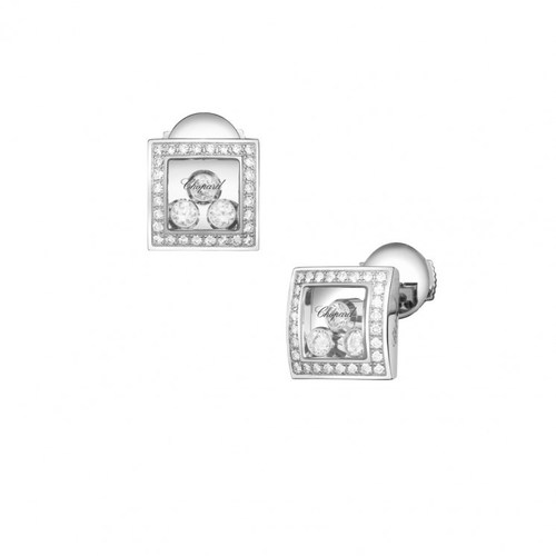 Серьги Chopard Happy Curves 839224-1002