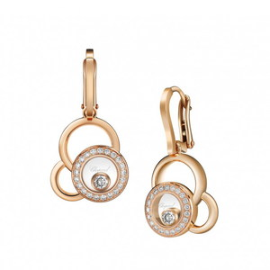 Серьги Chopard Happy Dreams 839769-5002