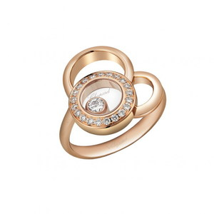 Кольцо Chopard Happy Dreams 829769-5039