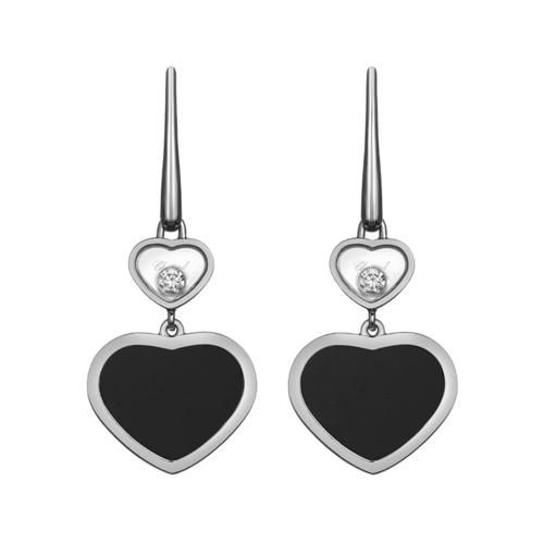 Серьги Chopard Happy Hearts 837482-1210