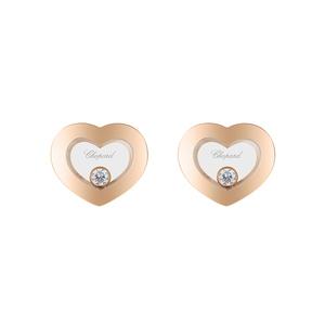Серьги Chopard Happy Diamonds Icons 83A054-5001