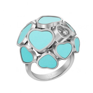 Кольцо Chopard Happy Hearts 827482-1400