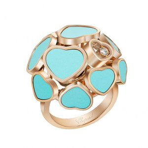 Кольцо Chopard Happy Hearts 827482-5400