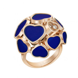 Кольцо Chopard Happy Hearts 827482-5500