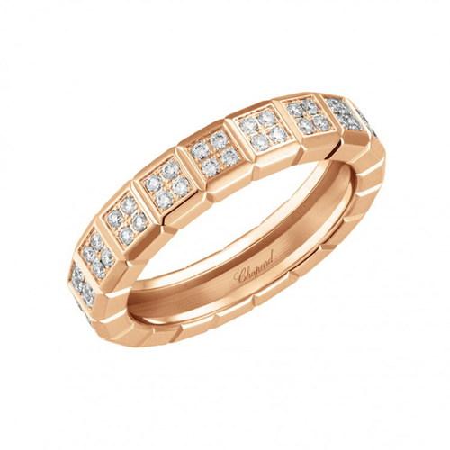 Обручальное кольцо Chopard Ice Cube 826815-5010